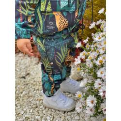 Softshellové kalhoty GEPARD