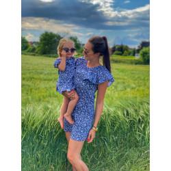 Letní šaty Maminka & Dcera