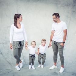 Tepláky pro celou rodinu -...