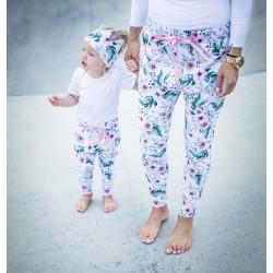 Tepláky Maminka & dcera -...