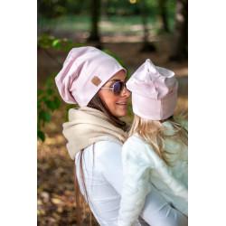 Čepice Maminka & dcera -...