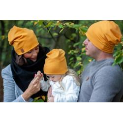Čepice pro celou rodinu -...