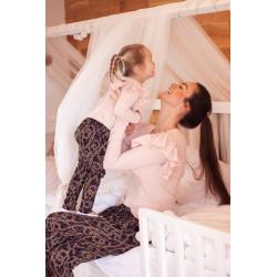 Svetr s volány maminka & dcera